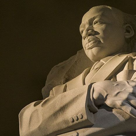 Monument of Martin Luther King Jr.
